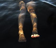 Getting Feet Wet