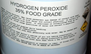 Where Can I Find Food Grade Hydrogen Peroxide